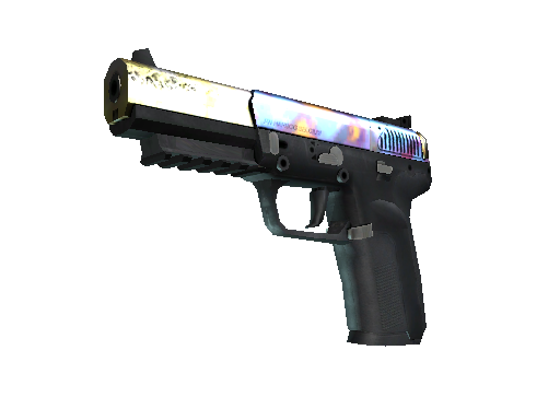 CS:GO Weapon 2 Five-SeveN Case Hardened
