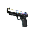 StatTrak™ Five-SeveN | Case Hardened <br>(Minimal Wear)