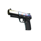 StatTrak™ Five-SeveN | Case Hardened (Factory New)