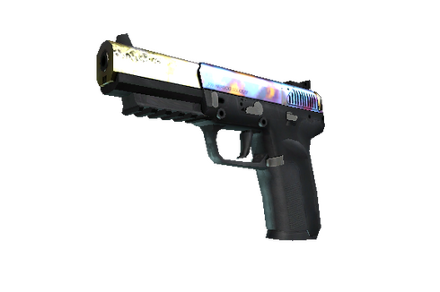 Buy StatTrak™ Five-SeveN | Case Hardened (Minimal Wear)