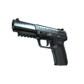 StatTrak™ Five-SeveN | Scumbria <br>(Battle-Scarred)