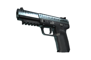 Stattrak Trade Five Seven Scumbria Battle Scarred