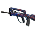 FAMAS | Afterimage <br>(Factory New)
