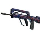 FAMAS   Afterimage (Field-Tested)