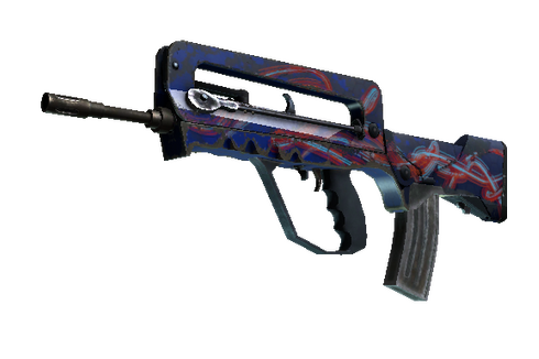 StatTrak™ FAMAS | Afterimage (Field-Tested) Prices