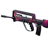 StatTrak™ FAMAS | Pulse <br>(Well-Worn)