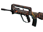 FAMAS Eye of Athena