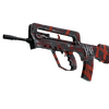 FAMAS | Survivor Z (Minimal Wear)