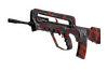 StatTrak™ FAMAS | Survivor Z (Factory New)