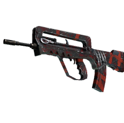 FAMAS | Survivor Z (Well-Worn)