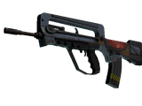 StatTrak™ FAMAS | Decommissioned (Field-Tested)