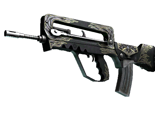 FAMAS | Djinn Field-Tested