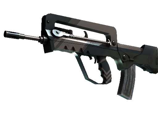 FAMAS | Sergeant (Field-Tested)