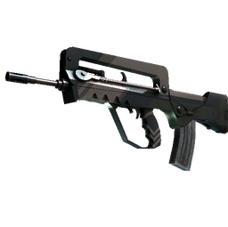 StatTrak™ FAMAS | Sergeant (Field-Tested)