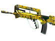 FAMAS Neural Net