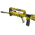 FAMAS | Neural Net <br>(Factory New)