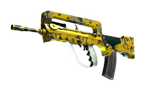 Buy StatTrak™ FAMAS | Neural Net (Minimal Wear)