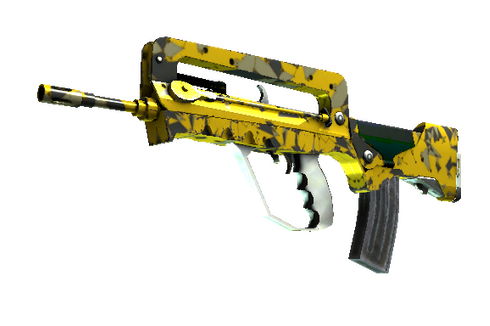 Buy StatTrak™ FAMAS | Neural Net (Factory New)