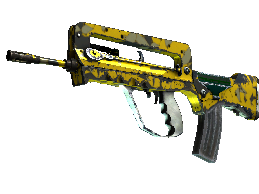 FAMAS | Neural Net Well-Worn