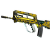 StatTrak™ FAMAS | Neural Net <br>(Well-Worn)