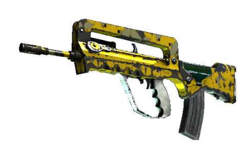 StatTrak™ FAMAS | Neural Net (Field-Tested) Prices