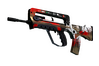 StatTrak™ FAMAS | Roll Cage (Field-Tested)