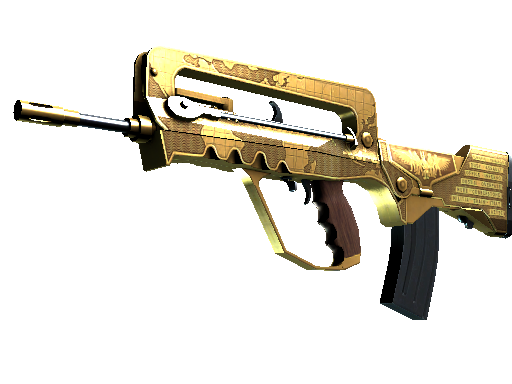 StatTrak™ FAMAS | Commemoration (Factory New)