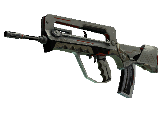 Classified FAMAS Mecha Industries