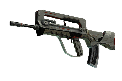 FAMAS | Mecha Industries (Battle-Scarred) Prices