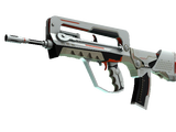 StatTrak™ FAMAS | Mecha Industries (Minimal Wear)