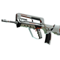StatTrak™ FAMAS | Mecha Industries <br>(Minimal Wear)
