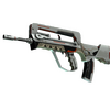 StatTrak™ FAMAS | Mecha Industries <br>(Well-Worn)