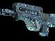 FAMAS   Cyanospatter (Minimal Wear)
