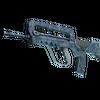 FAMAS   Cyanospatter <br>(Factory New)