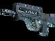 FAMAS   Cyanospatter (Field-Tested)