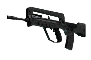 Stattrak Trade Famas Doomkitty Minimal Wear