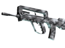 Skin FAMAS | Contrast Spray