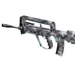 FAMAS | Contrast Spray (Factory New)