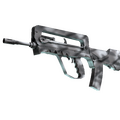 FAMAS | Contrast Spray <br>(Factory New)