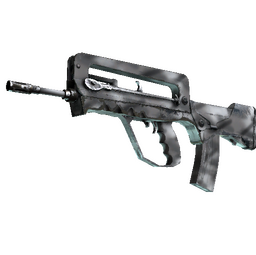 FAMAS | Contrast Spray (Well-Worn)