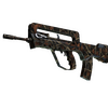 StatTrak™ FAMAS | Crypsis <br>(Well-Worn)