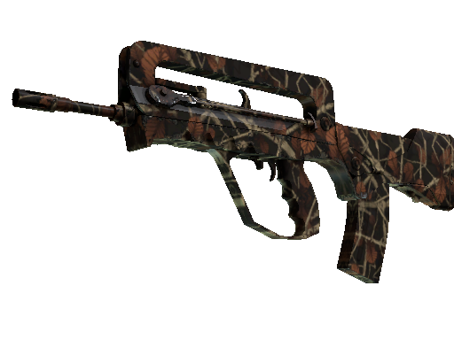 FAMAS | Crypsis Factory New