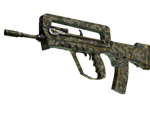 FAMAS | Macabre Field-Tested