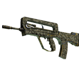 FAMAS | Macabre (Well-Worn)