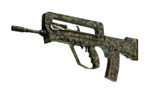 Famas Macabre Field Tested