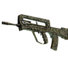 StatTrak™ FAMAS | Macabre <br>(Well-Worn)