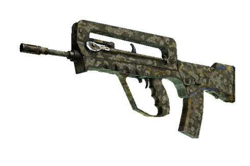 FAMAS | Macabre (Field-Tested) Prices