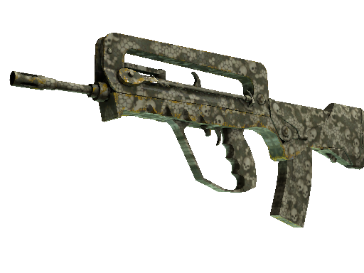 FAMAS | Macabre Factory New