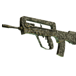FAMAS | Macabre (Factory New)