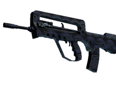 Skin FAMAS | Night Borre